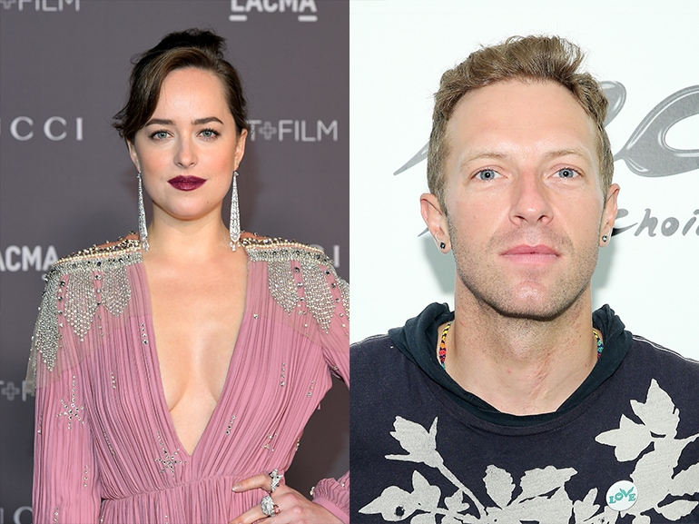 dakota johnson chris martin