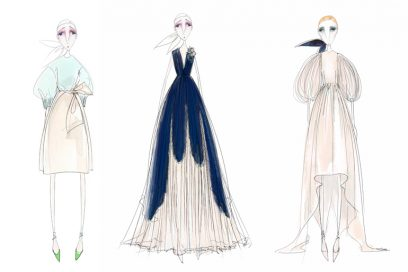 Delpozo disegna una capusle collection per Stylebop.com