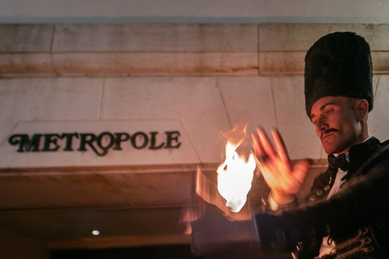 Sparkling Decembre Party: l'evento benefico al Metropol
