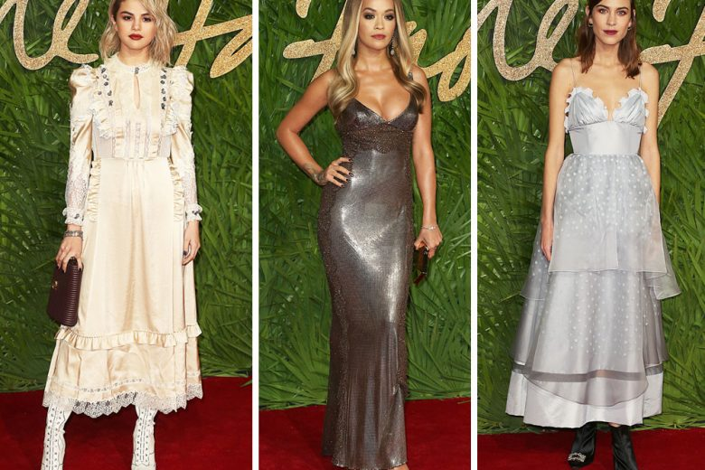 The Fashion Awards 2017: i look del red carpet di Londra