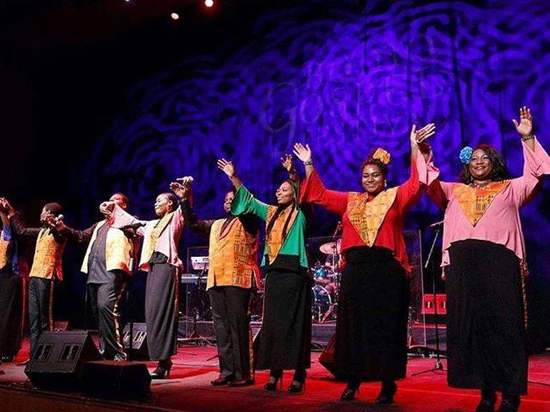 harlem gospel choire