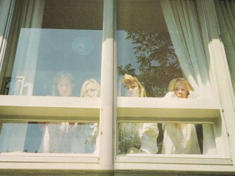 il giardino vergini suicide finestra