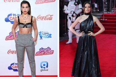 Dua Lipa, Daisy Ridley e le altre Best Dressed della settimana