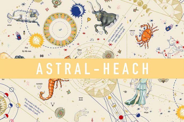 """Silvian Heach lancia """"Astral Heach"""", la capsule dedicata ai segni zodiacali"""