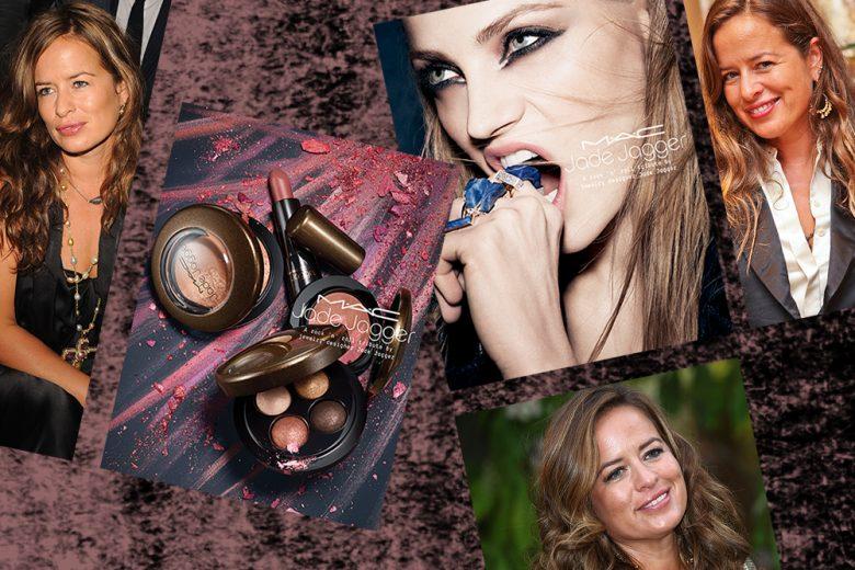 Jade Jagger: i beauty look della designer di gioielli