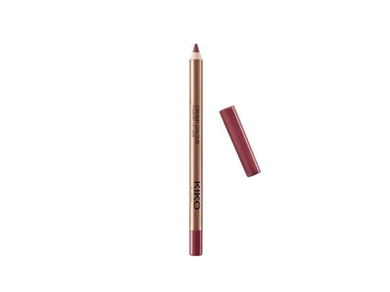 kiko prodotti migliori i must have make up da provare assolutamente creamy comfort lip liner matita labbra (8)