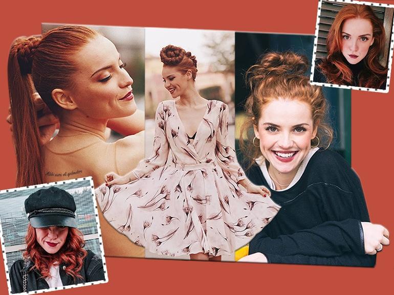 ludovica bizzaglia beauty look trucco capelli collage_mobile