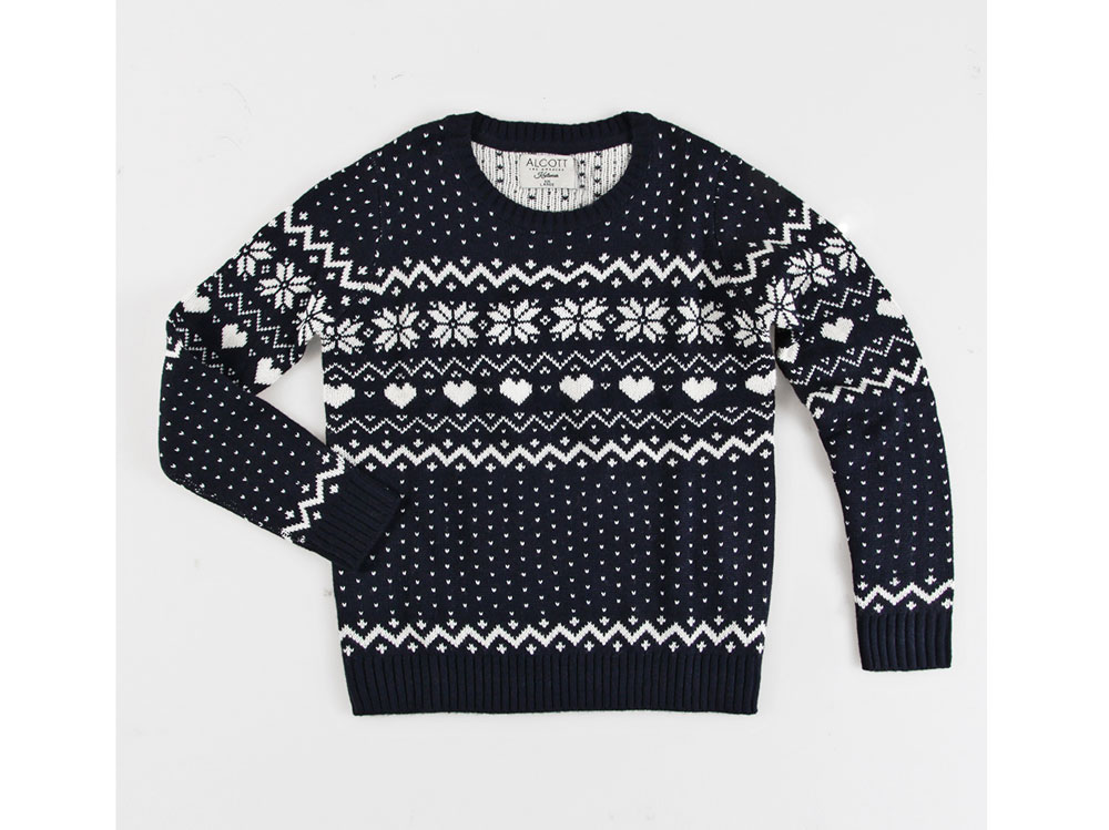 vendita calda online f98a3 7adc9 Maglioni natalizi 2017: i modelli di Asos, Primark e H&M da ...