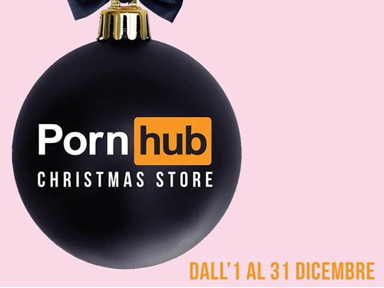 porn hub christmas store