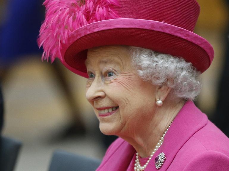 regina elisabetta ride
