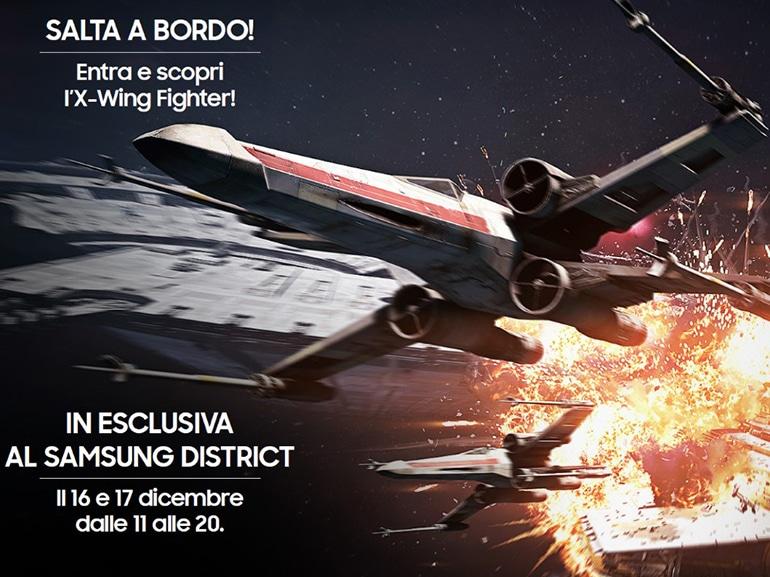 samsung district star wars