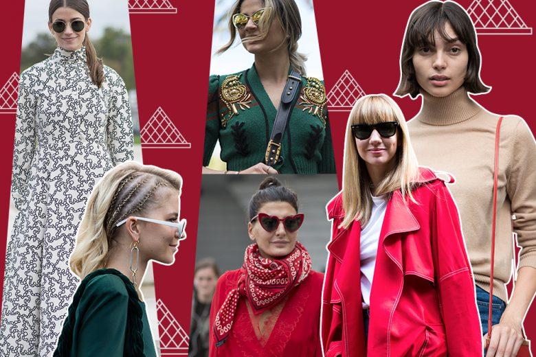 Tagli di capelli 2018: le idee più glam dallo street style di Parigi