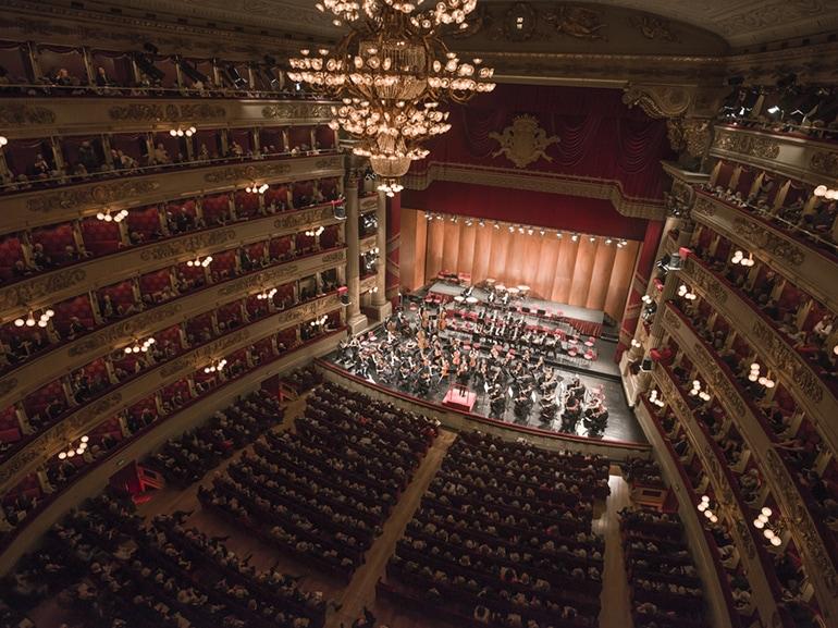 teatro alla scala concerto