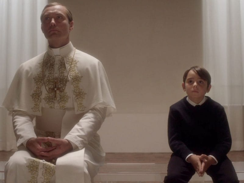 the young pope jude law