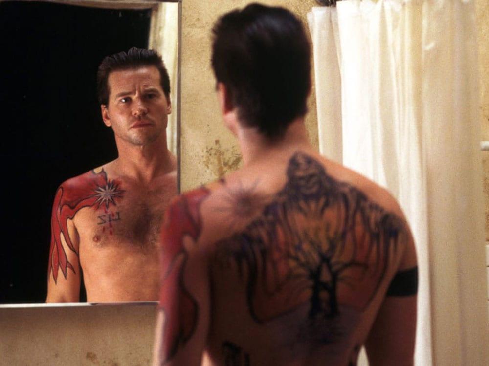 tatuaggi specchio