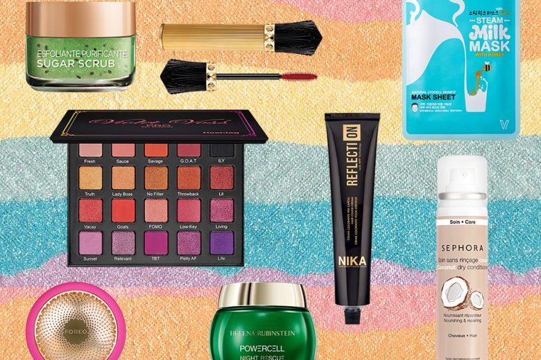 10 nuovi prodotti beauty che vi faranno impazzire (e perché)