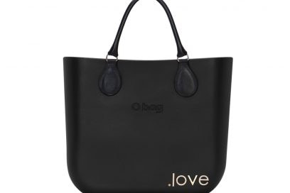 10. O bag nera scritta love