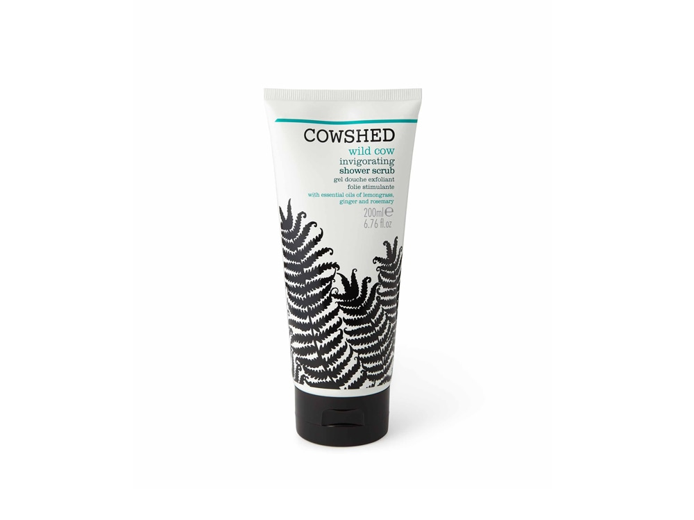 Cowshed Wild Cow Invigorating Shower Scrub