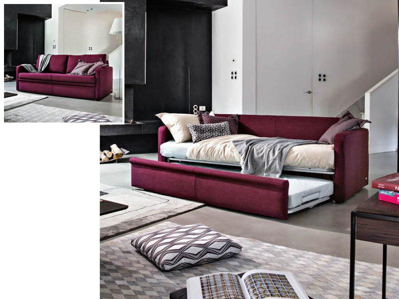 Poltrone sofà e divani letto a trento e bolzano come scegliere e