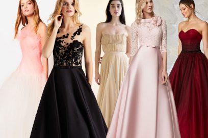 Abiti da sposa colorati: i trend del 2018