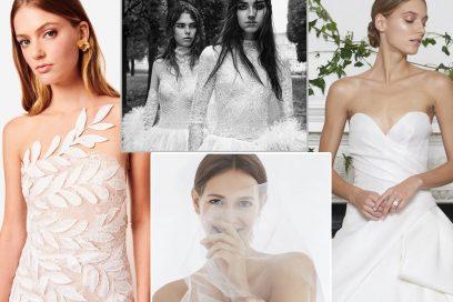 Abiti da sposa: 4 collezioni per il 2018