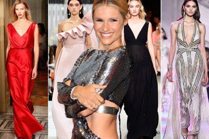 Come si vestirà Michelle Hunziker a Sanremo (secondo noi)