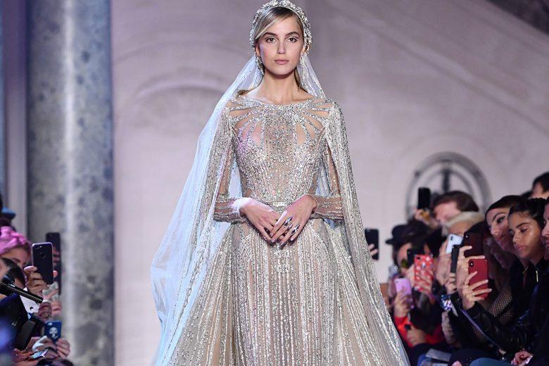 Abiti da sposa: le proposte dall'Haute Couture 2018