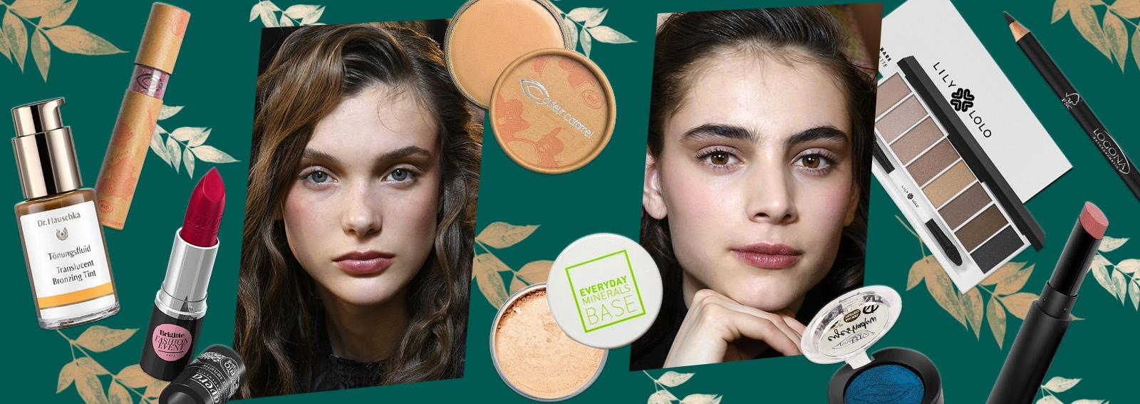I brand e i prodotti di make up bio che dovete assolutamente provare