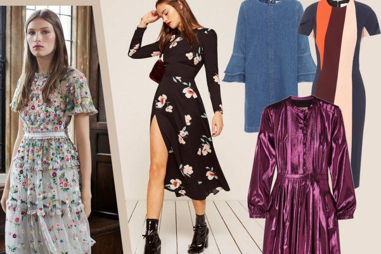 Dress List: i vestiti su cui investire per la primavera 2018
