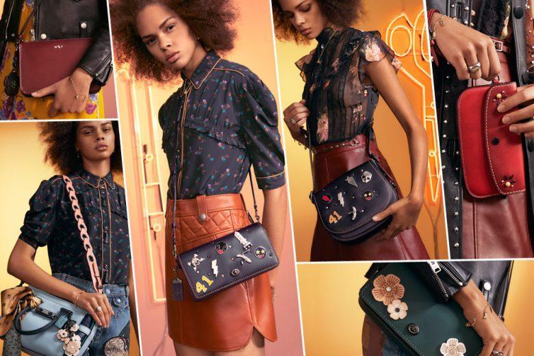 """COACH CREATE: la collezione di borse """"su misura"""""""