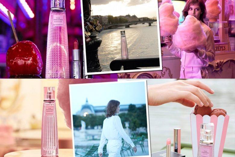 #MyIrresistibleCrush a Parigi con la nuova fragranza di Givenchy
