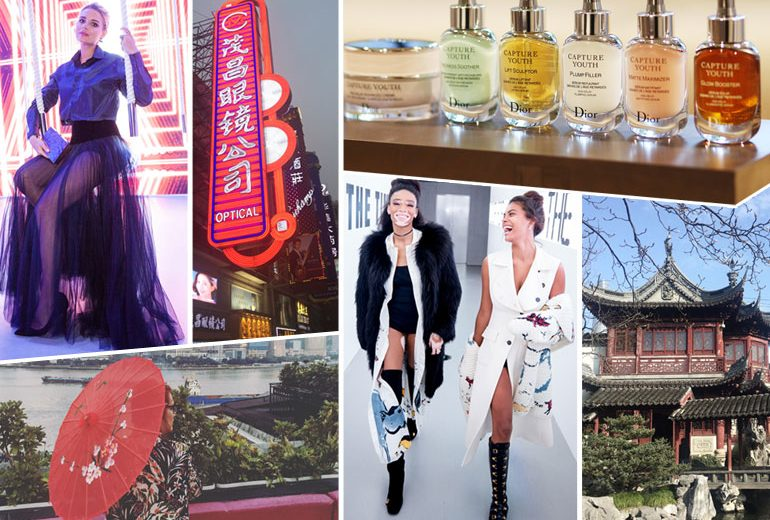 Alla scoperta di Capture Youth a Shanghai, la nuova beauty routine Dior