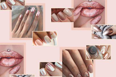Unghie oro rosa: le manicure rose gold più belle a cui ispirarsi