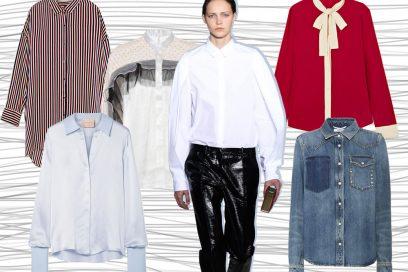 Camicie: i modelli must della Primavera 2018