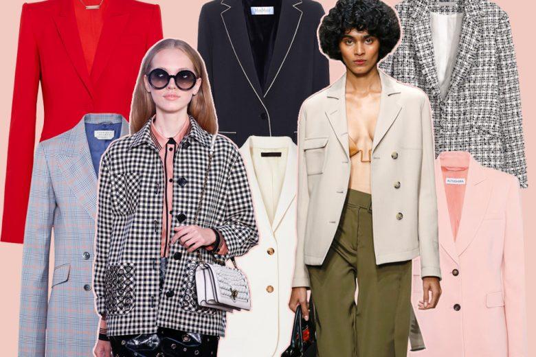 Giacche: tutti i modelli della primavera 2018