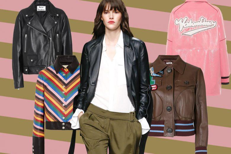 La primavera delle giacche di pelle: quali modelli scegliere per la nuova stagione