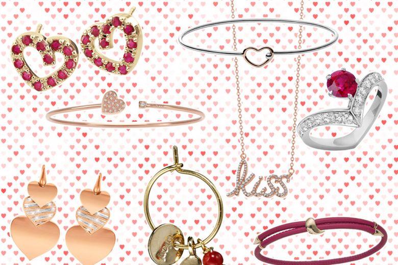 San Valentino 2018: i gioielli più romantici
