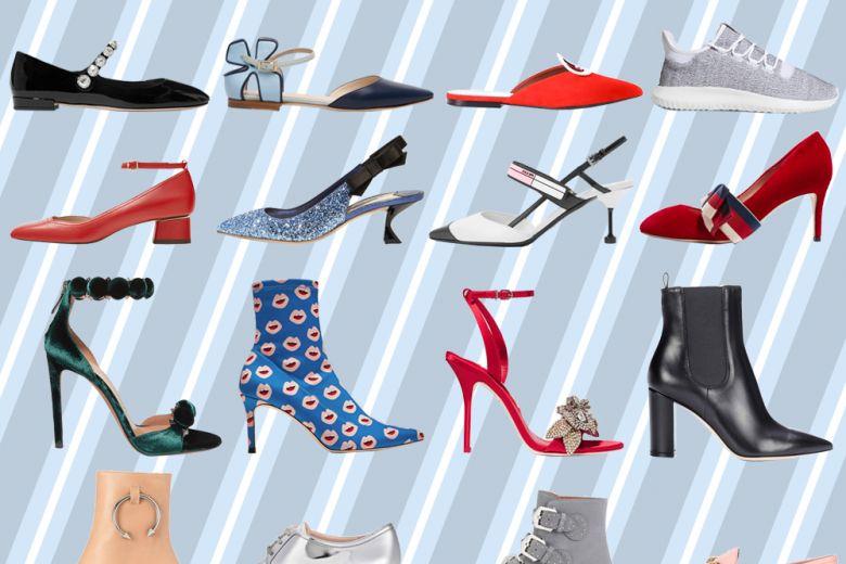 Scarpe: tutti i modelli per la Primavera-Estate 2018