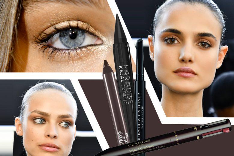 Matite occhi: come si scelgono e come si applicano