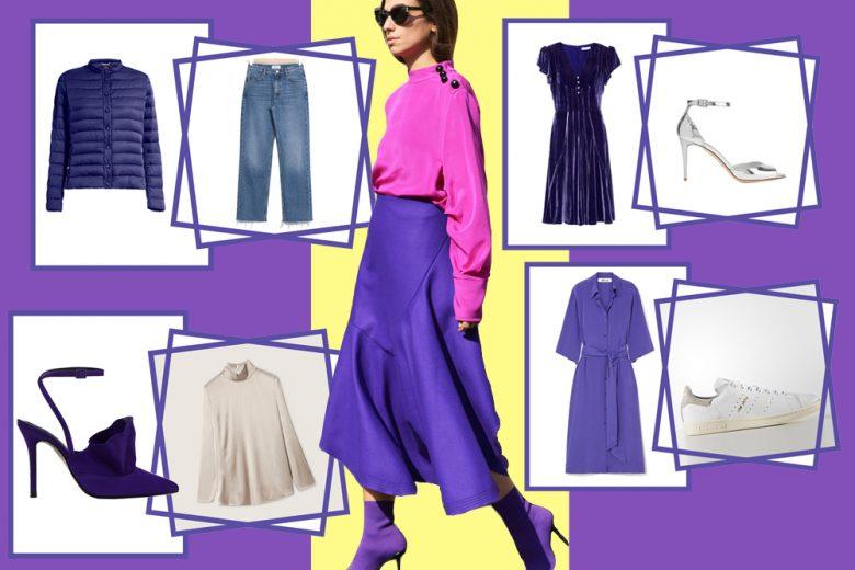 Ultra Violet: come abbinare il colore Pantone 2018