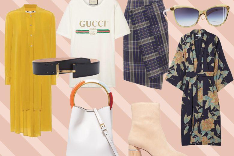 Shopping: 15 fashion must-have da comprare nel 2018