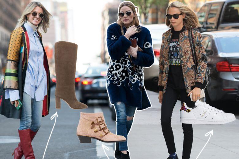Jeans skinny: tutte le scarpe da abbinare