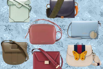 """Capitolo """"borse a tracolla"""": i modelli più cool della Primavera"""