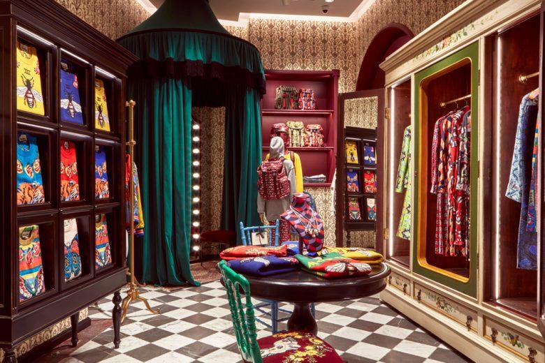 Gucci a Firenze spalanca le porte del Gucci Garden