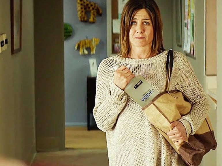 Jennifer Aniston maglione