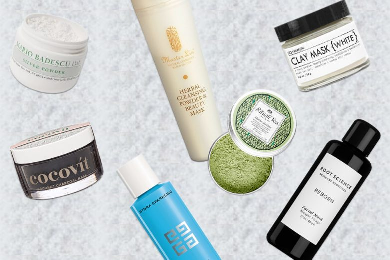 Maschere viso in polvere: cosa sono e perché ci piacciono