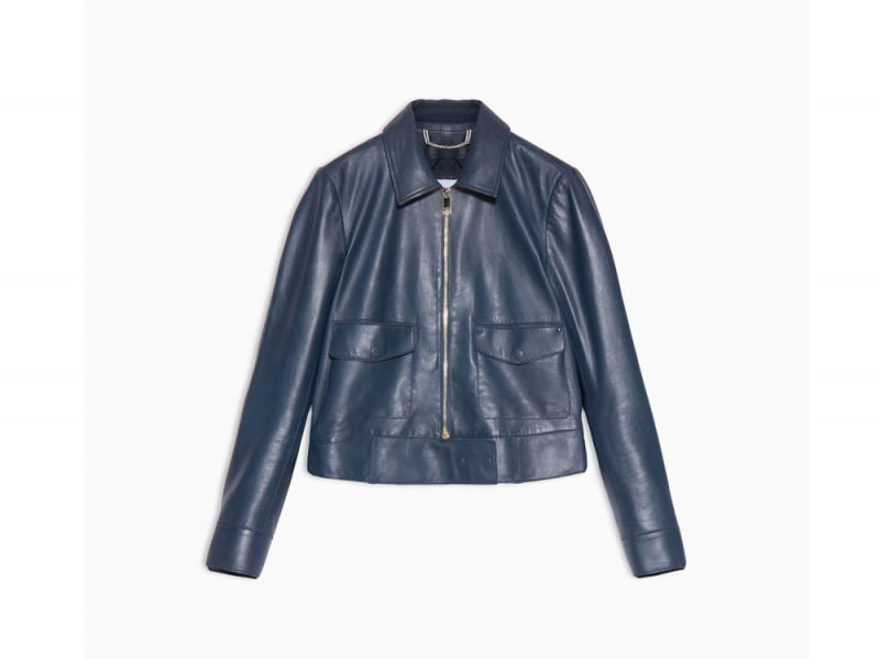 get cheap c8776 f24c0 Giacche in pelle: i modelli top della Primavera 2018