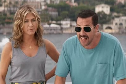 «Baciare Jennifer Aniston è stato imbarazzante»: parola di Adam Sandler
