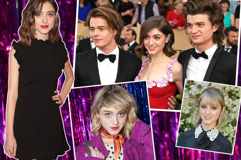 Natalia Dyer beauty look: capelli e make up dell'attrice di Stranger Things