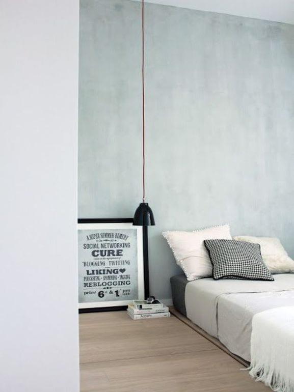 8 coppie di colori perfette per la camera da letto - Camera da letto marrone ...